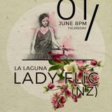 LADY FLiC at LA LAGUNA