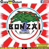 Bonzai Records '92-'98 Mixed By Craig Dalzell : Facebook Live [13.01.18]