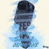 Espaço Sindical - 06 de abril de 2018