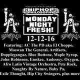 HipHopPhilosophy.com Radio - LIVE - 12-12-16