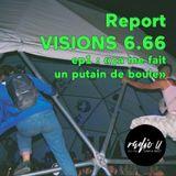 """Report festival VISIONS 6.66 ep1 : """"ça me fait un putain de boule"""" (Acid Fashion Rodeo Show)"""