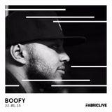 Boofy - FABRICLIVE x Bandulu Mix