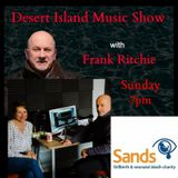 Desert Island Music with Frank Ritchie & guest Alison Hall