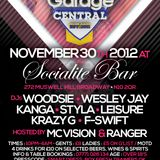HnG Central 30/11/12 @ Socialite Bar - Dj Styla Pre Bday Mix