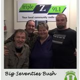 Interview with Big Seventies Bush on The Local - SA - 26 April 2018