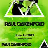 Paul Oakenfold - Live @ The Gallery, Ministry Of Sound (01-06-2012)