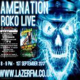 AMENATION....ROKO LIVE......(Tracklist & D/L)....