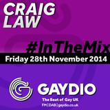 Gaydio #InTheMix - 28th November 2014