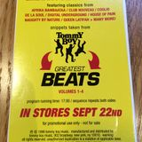 Tommy Boy's Greatest Beats Mixtape mixed by Grandmaster Flash 1998