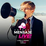 Un Buen Mensaje Live - San Agustin por Javier Menendez - Jueves 23 Noviembre 2017