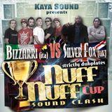 Nuff Nuff Cup SoundClash - Bizzarri (ITA) vs SILVERFOX (UK) - Kaya Sound Promotion