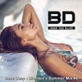 Base Deep ♦ Deep House, Vocal, Nu Disco and Chill Out 2017 ♦ Blondee's Summer Mix