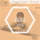 Simonic - April 2016 Deep-House Mix