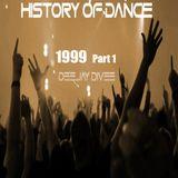 History Of Dance 1999 Part 1 Deejay DiVee ( Davide Cirillo )