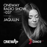 OneWAy Music Radio Show 037 with Jaqullin
