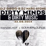 Marc Stone - Club Cut 22.08.2014 Wandelhof Schwarzheide