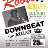 DOWNBEAT THE RULER LIVE IN BOSTON 11.25.15 PART A