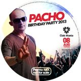 Pacho Birthday Mix 2013
