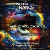 The Cracken - We Love Trance CE 021 with Nitrous Oxide - 14.10.2016 - klub Trops - Poznan