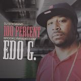100% Edo G