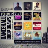 DANCEHALL DROP DRAWS VOL 2 (THE YEAR THAT WAS EDITION)  CD - 1