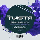 DJ Twista - Rough Tempo - Drum & Bass - November 2014