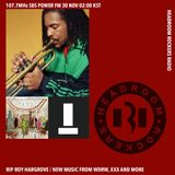 Weekly New Music / Roy Hargrove Tribute