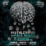 Pistolero Podcast 034 - Indra @ Pistolero vs Maia Brasil Label Party (Attack, Zagreb, 12-05-2017)