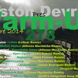 278 Gaston Devries Pres Warm-Up Octubre 2014