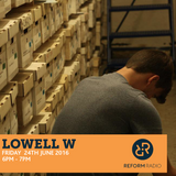Lowell W 24th June 2016