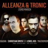 Christian Smith & Jewel Kid - Live @ Alleanza VS Tronic, WMC 2014, Miami, E.U.A. (23.03.2014)