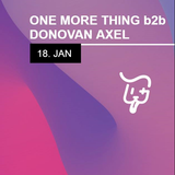 006 Live from Ljubimac in Belgrade (One More Thing 18-01-18)
