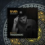 TradeMarc LIVE @ Truth Pres. Kolombo (25/03/2017)