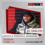 DJ Carlito Reggae & Dancehall Shakedown - 21 May 2019