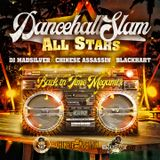 CD 2 MADSILVER = CHINESE ASSASSIN = BLACKHART - DANCEHALL SLAM ALLSTAR BACK IN TIME MEGAMIX