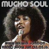 Mucho Soul Show on www.Likwid.london Sunday 08.05.16