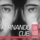DARK ROOM Podcast 0038: Fernando Cue