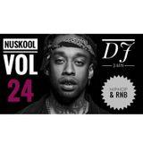 HIPHOP & RNB *NuSkool Vol.24*