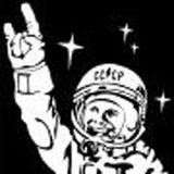 Ufo Guy @ Space Garden 2013 (06.00-Zick)
