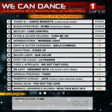We Can Dance Chart - 23 Novembre 2019