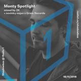 Shadowbox @ Radio 1 18/11/2018: Monty Spotlight