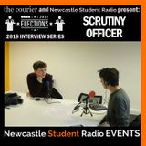 Election Interviews 2018: Scrutiny Officer