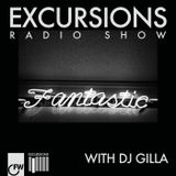 Excursions Radio Show #13 with DJ Gilla - Oct 2012