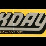 KDAY 1580 AM DJ'S Tony & Julio G  Supermix