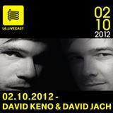 02.10.12 David Keno & David Jach & Florian Daliner I
