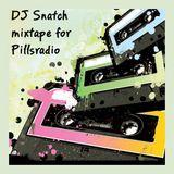 DJ Snatch Pillsradio Monday 20.02.12