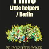 Philo (little helpers) for El bosque Mallorca  #29august2k15