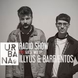 Urbana radio show con David Penn #402::: Invitados: Illyus & Barrientos