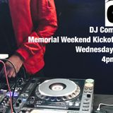 DJ Commish - Memorial Weekend Turn Up Mix