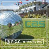 Mr Cas @ P.C.C. 15th June 2017 Daytime Set